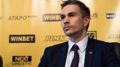 Даниел Сереидо: В Ботев имаме играчи във всички диапазони по заплата