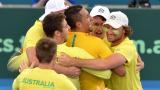 Ник Кирьос и Давид Гофен донесоха победите на Австралия и Белгия
