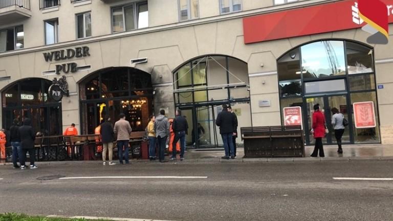 Взрив изпочупи прозорците на българското посолство в Черна гора