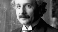 Как Айнщайн се спасява от нацистите