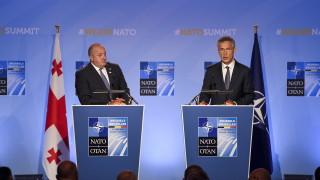 Един ден Грузия ще стане член на НАТО, обяви Столтенберг