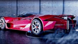 В Сингапур направиха най-мощната и бърза електрическа кола
