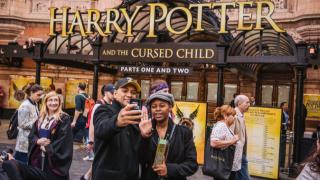 """Продадоха първото издание на """"Хари Потър"""" за 105 хил. лири"""