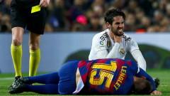 Зидан обявил на Иско, че не го желае в Реал (Мадрид)