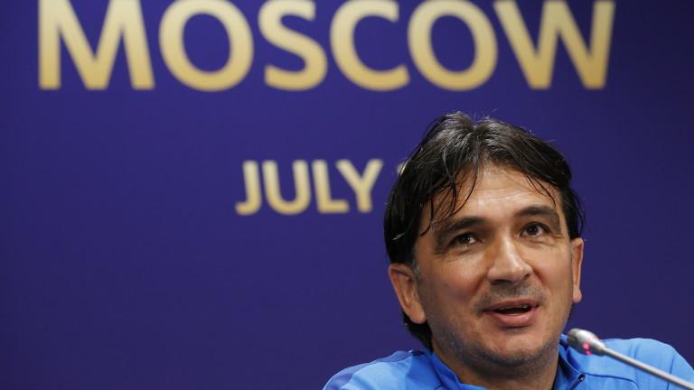 Селекционерът на Хърватия - Златко Далич даде официалната си пресконференция