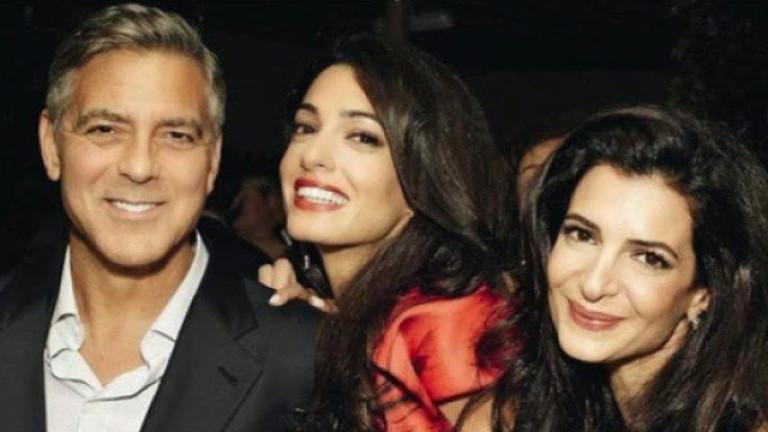 Снимка: Сестрата на Амал Клуни отива в затвора