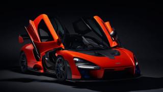 McLaren направи суперкола в чест на Айртон Сена (ВИДЕО)