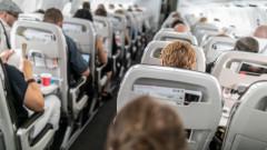 Смяната на места в самолета може да бъде опасна