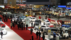 Рекорден брой автомобили за тест драйв на Автосалон София