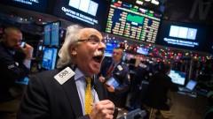 """Основният индекс на """"Уолстрийт"""" Dow Jones записа най-големия дневен ръст в историята си"""