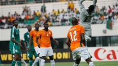 Саломон Калу донесе победата на Кот`д Ивоар над Нигерия