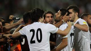 Иран е вторият класирал се отбор за Световното първенство