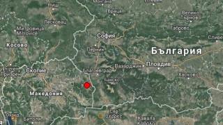 4 леки земетресения на 100 километра от София