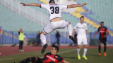 Локомотив (Пловдив) и Славия не се победиха - 1:1