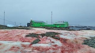 Какво се случи в украинската база в Антарктида