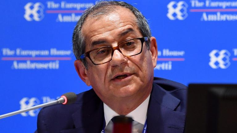 Италианската икономика - в стагнация, не рецесия