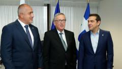 Ще търсим европари за влаковете България - Гърция