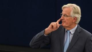 2-3 г. или повече за търговско споразумение с Великобритания, предвижда Барние