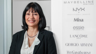 Ваня Панайотова е новият генерален директор на L'Oreal за пазарите Адриатика и Балкани