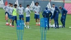 Футболистите на Байерн започнаха нужната седемдневна карантина