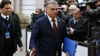 Сорос обяви война на Унгария, избухна Орбан