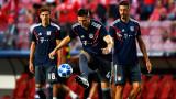 Никлас Зюле: В края на сезона Байерн (Мюнхен) ще ликува с титлата