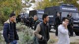 Бунт на мигранти в центъра за настаняване в Харманли