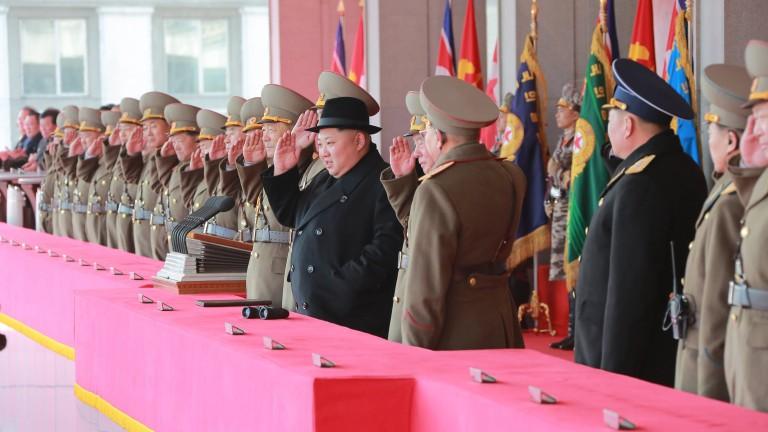 Северна Корея е похарчила най-малко 4 милиарда долара за луксозни