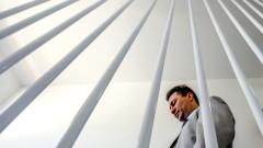 """""""Беглецът"""" Груевски заснет в Будапеща, отклонява въпроси на медиите"""