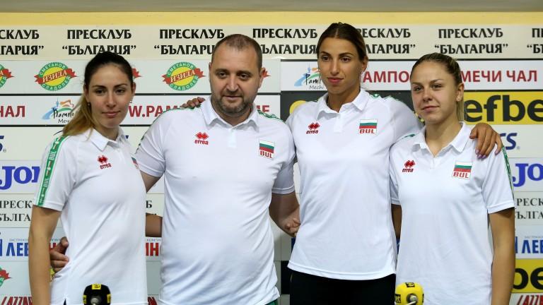 Старши треньорът на националния ни волейболен тим за жени -