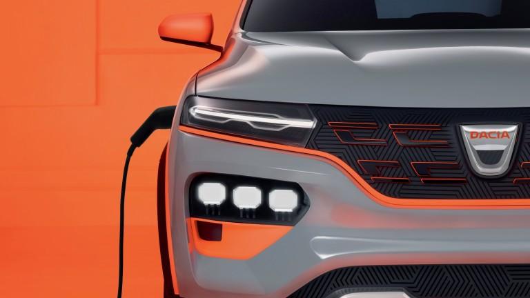 """Dacia ще покаже до дни """"най-достъпния електрически автомобил"""" на пазара"""
