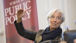 Лагард поиска Г-20 да се фокусира върху координиране на паричните политики