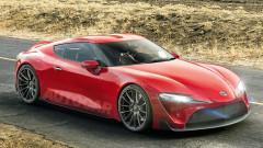 Спортният флагман на Toyota - Supra се възражда под нова марка