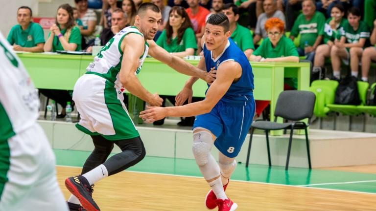 Новият шампион на България по баскетбол Левски Лукойл вече мисли