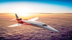 Оръжеен гигант разработва свръхзвуков пътнически самолет