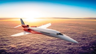 Boeing работи по свръхзвуков самолет, който ще лети от САЩ до Япония за 3, а не за 11 часа
