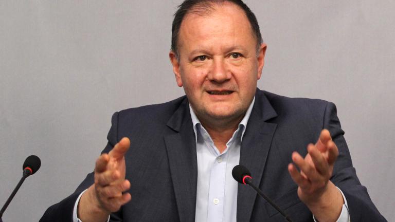 БСП няма настроения за сътрудничество с ГЕРБ, убеден Миков