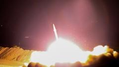 Иран успешно тества новата си балистична ракета с обхват 2000 км