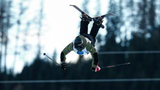 Как се забавлява един скиор в ПьонгЧанг