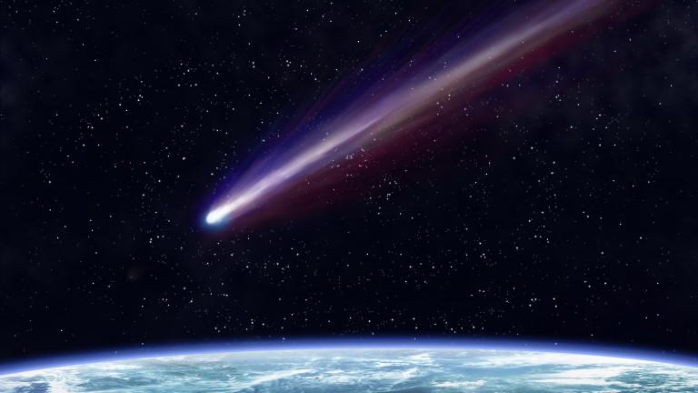 НАСА: Голям астероид ще премине покрай Земята през април, но няма да ни удари