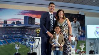 Майката на Роналдо призова за подкрепа към сина ѝ