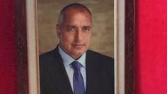 Китайският премиер подари на Борисов портрет на Борисов