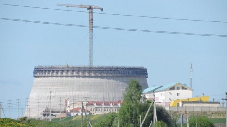 Международни експерти провериха първата ядрена централа на Беларус, която притеснява Литва