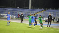 Лудогорец победи Бачка Топола с 2:1 в контрола, играна в Белек