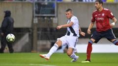 Юве с чиста победа над Байерн, Фавили с два гола срещу баварците