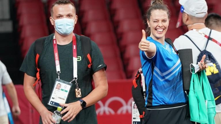 Полина Трифонова: Не спах след победата, сменихме билетите за връщане