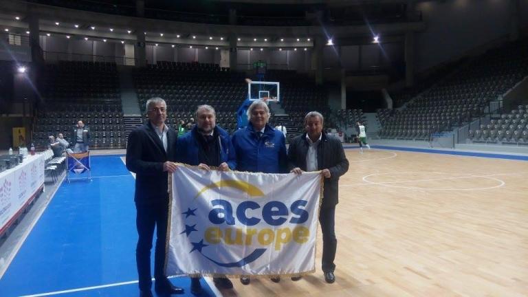 Шефовете на ACES стартираха Европейската година на спорта в Русе