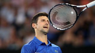 Резултати от четвъртината на Новак Джокович на Australian Open 2019