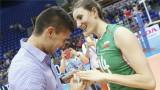 Мария Филипова ще кумува на сватбата на Емилия Николова