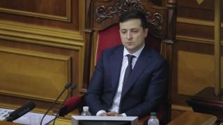 Зеленски разчита на Джо Байдън за освобождаване на Донбас